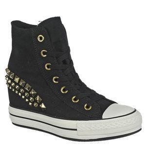 NWT Converse Chuck Taylor Platform Plus Wedge Shoe